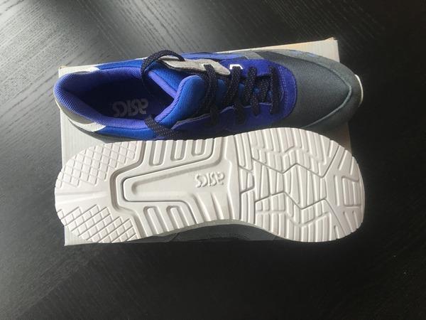 Asics GEL Lyte III x Sneakerfreaker Alvin Purple - photo 3/4