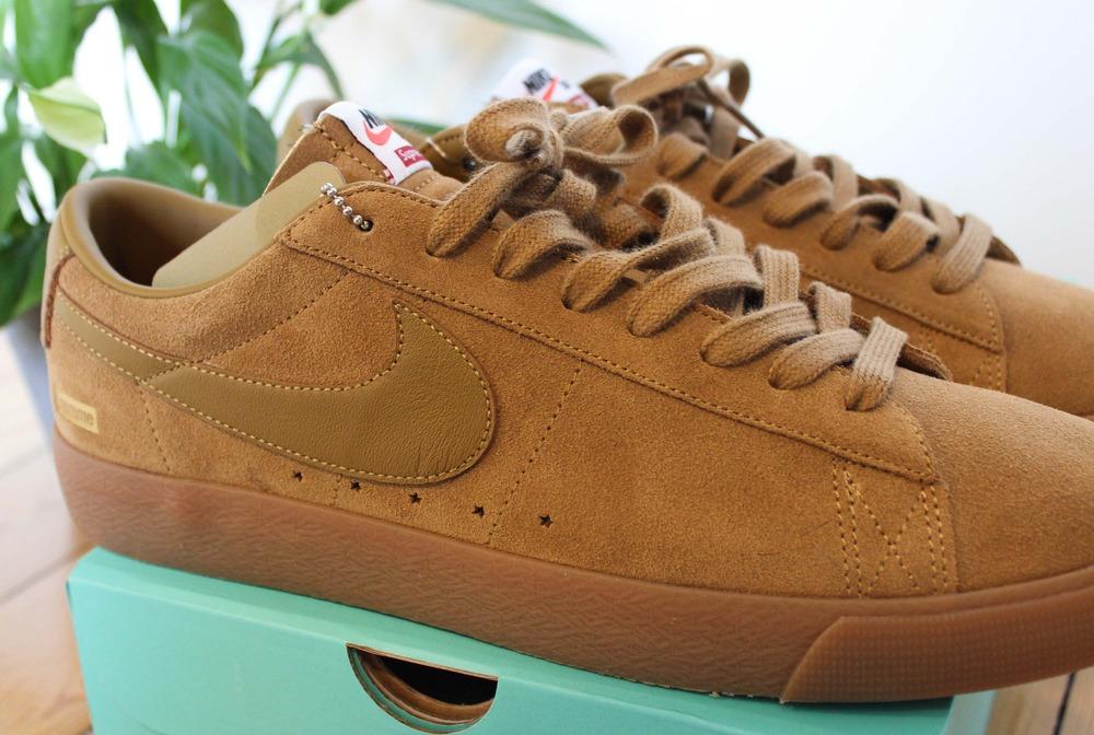 Nike Blazer Low Gt Qs Supreme
