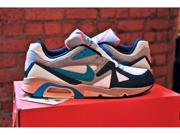Rare Vintage OG 1991 Nike Air Structure - photo 1/8