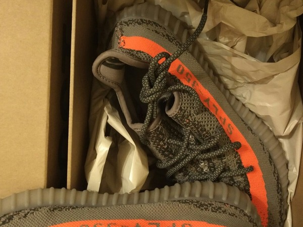 Adidas YEEZY BOOST 350 V2 'Beluga' EU 44 2/3 US10.5 UK10 Deadstock - photo 1/9