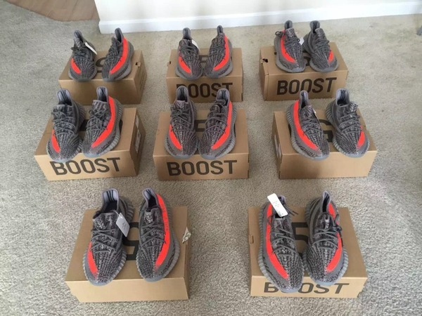 Adidas Originals yeezy boost 350 V2 Beluga ALL SIZES - photo 1/4