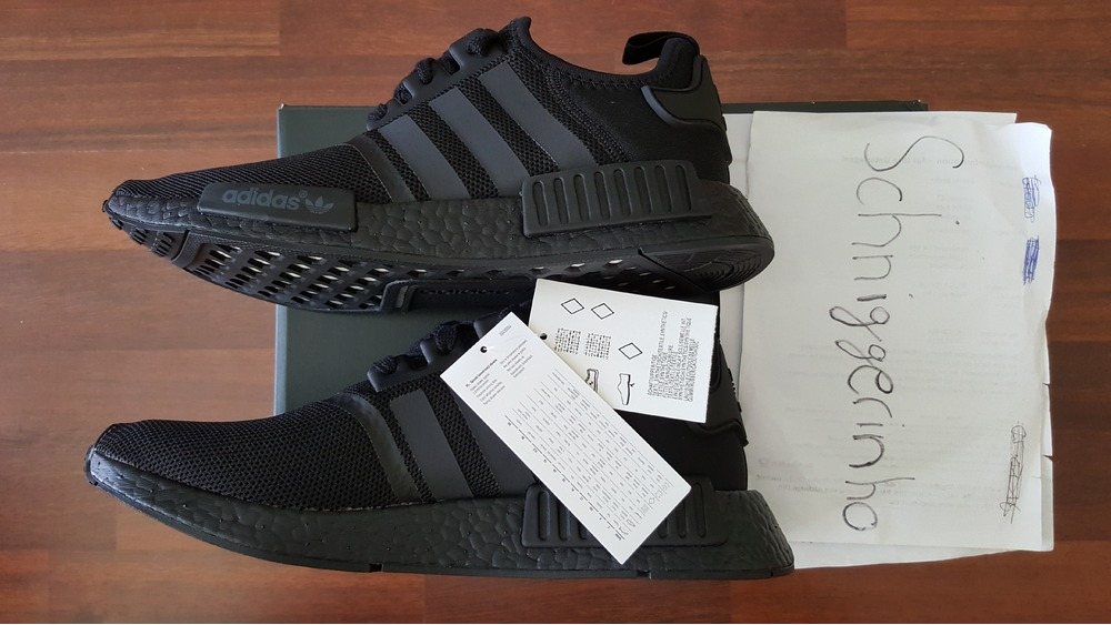 """the adidas NMD R1 PK """"A.I. Camo Pack by way of HigherLevelPoker"""