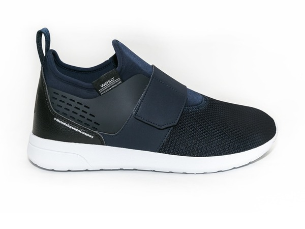 WESC Slip On Low Top Ink Blue Man - photo 1/2