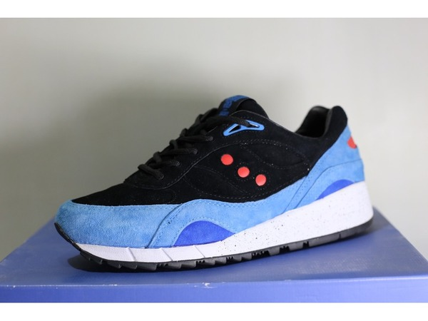 Footpatrol x Saucony Only in Soho 6000 - photo 1/3