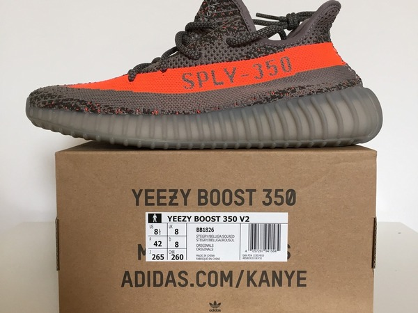 Adidas Yeezy Boost 350 V2 ALL SIZE DS - photo 1/4