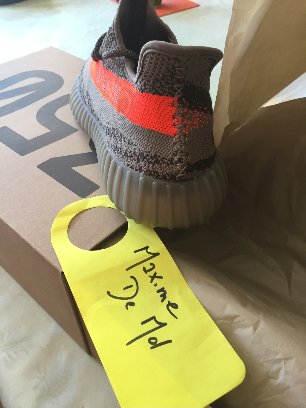 Details about Adidas Yeezy Boost 350 V2 Men's Size 11 Beluga BB1826