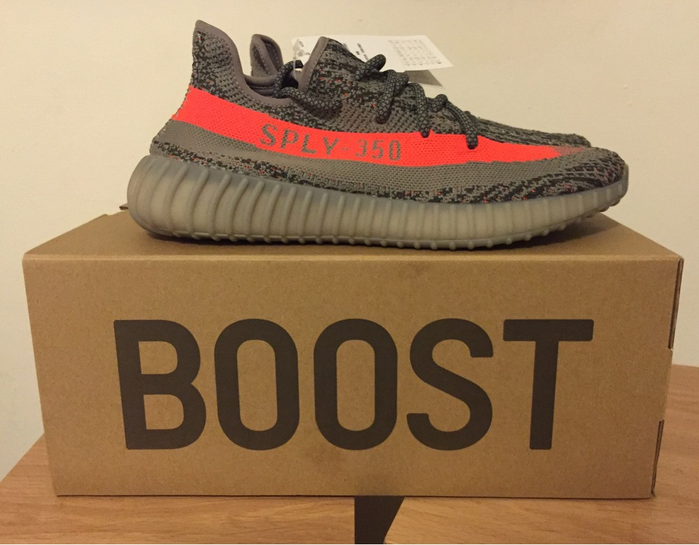 Cheap Adidas yeezy boost 350 low us 7 uk 6.5 40 olive moonrock gray