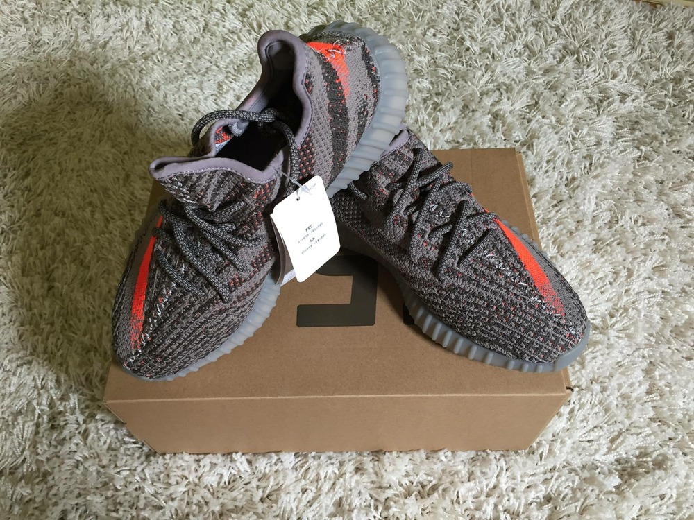 8a3f496772cf Adidas Yeezy Boost 350 V2 Size 9 DS Authentic