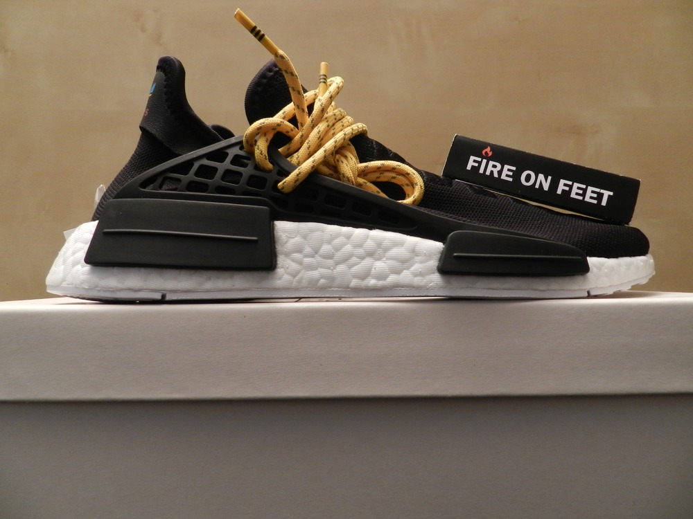 adidas x Pharrell Williams Human Race NMD (Black) BB3068