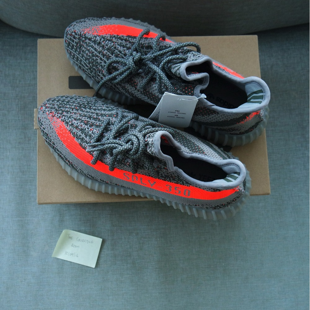 Yeezy Boost 350 V2 Beluga, Solar Red from Yeezyking.club Review