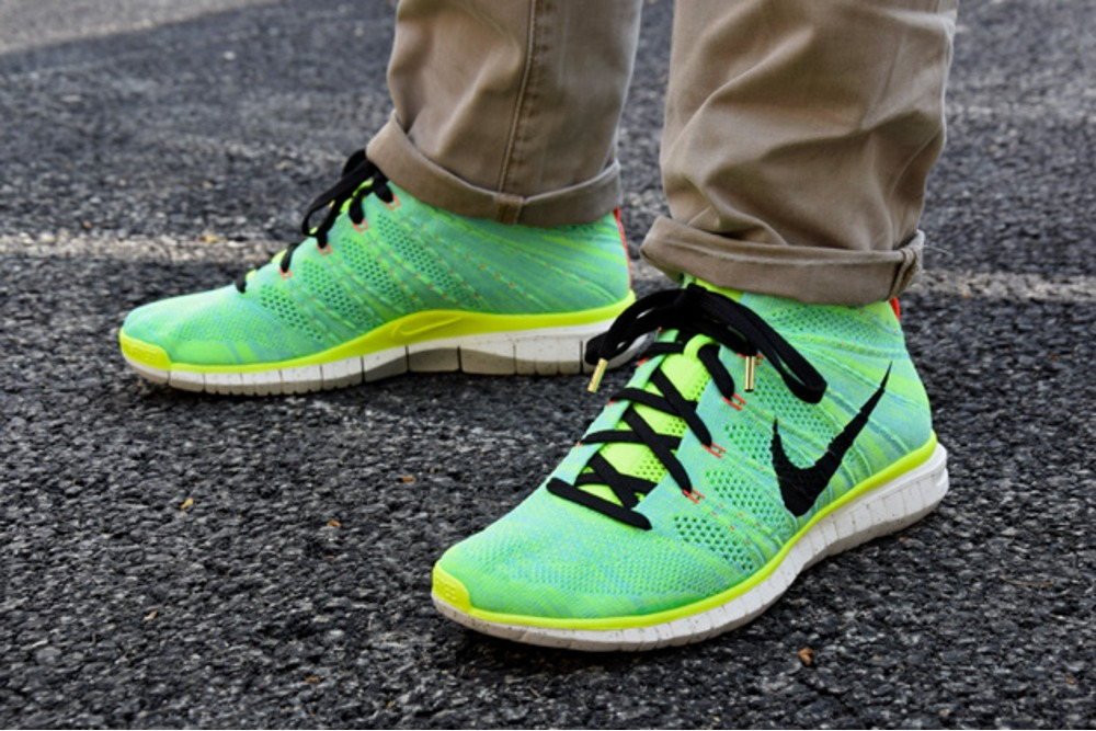 Nike Free Flyknit Chukka For Sale National Institute of Economic and