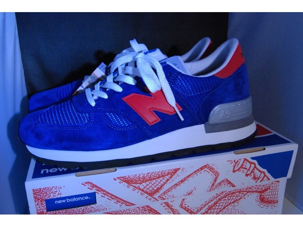 <strong>New</strong> <strong>Balance</strong> <strong>990</strong> USA | 990SB 1300 1500 577 JP Patta - photo 1/5