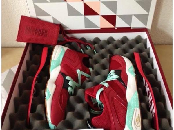 Puma Blaze of Glory Sneaker Freaker x <strong>bloodbath</strong> - photo 1/6