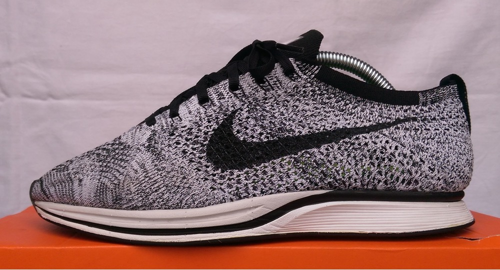 0504cb6647a7c ... ebay nike flyknit racer oreo 1.0 2013 85us 1st issue rare photo 2 a4dc3  8fcbf ...