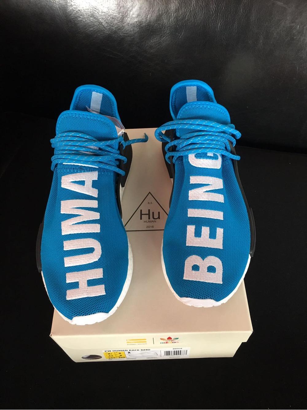 9039074d335ff Pharrell Williams x adidas NMD Hu Trail Sun Glow (AC7188)