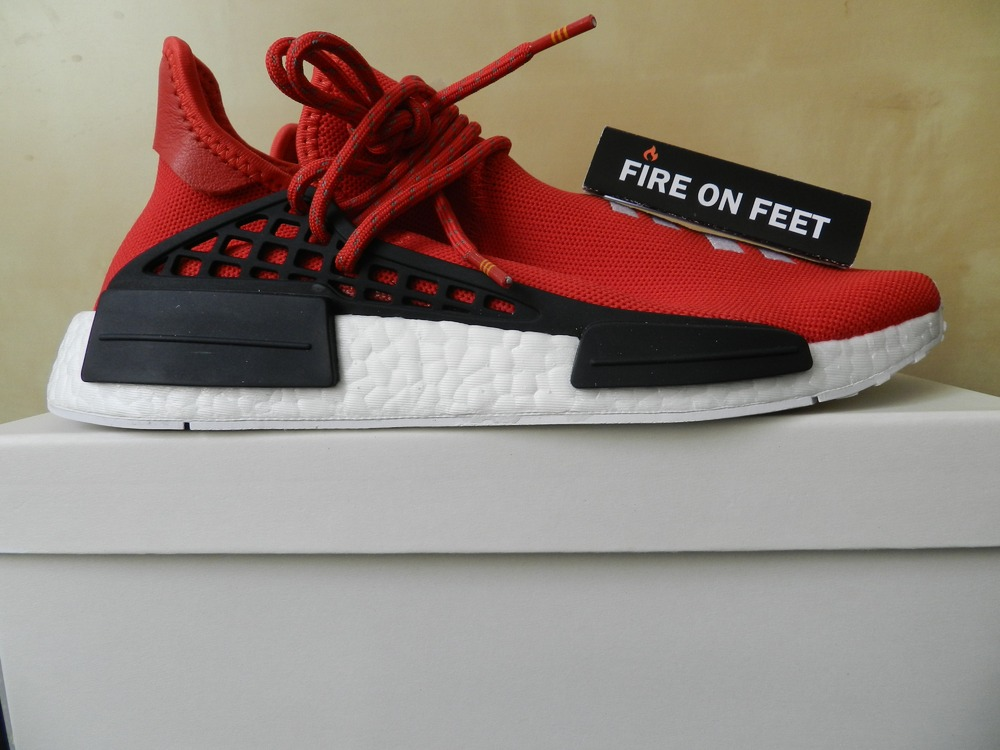 Adidas PW NMD Human Race Red