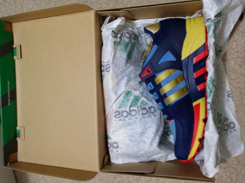 Adidas Eqt Support Sl80