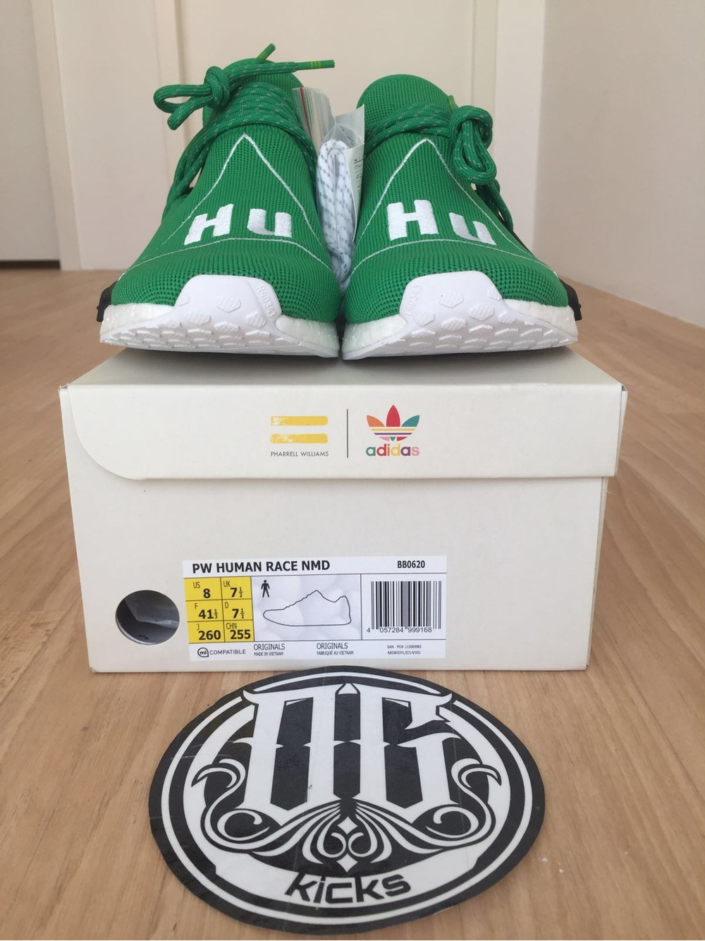 How does the NMD HU fit : Sneakers