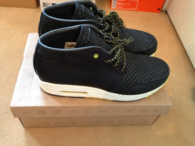 ... Black Anthracite Nike Wardour Max 1 Pecan Velvet Brown ... d1eaffa4b6