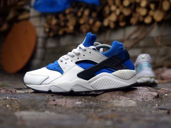 Nike Huarache Metro Blue 2003 - photo 1/2
