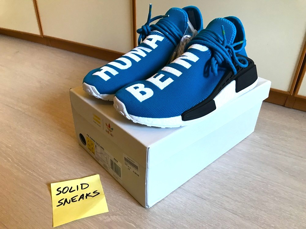 Pharrell x Cheap Adidas Human Race NMD The Boombox