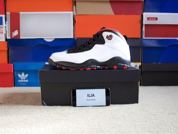 "Air Jordan Retro 10 30th ""Double Nickel"" US11 - photo 1/3"