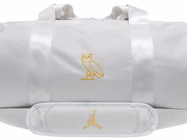 Air jordan x ovo duffel bag white - photo 1/1
