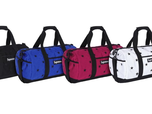 WTB SUPREME STARS DUFFLE BAG BLACK - photo 1/1