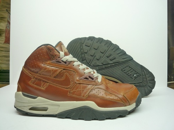 Nike air trainer leather - photo 1/3