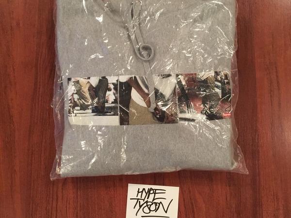 KIDS 20th Anniversary 40 oz. Hooded Sweatshirt by Supreme - photo 1/2