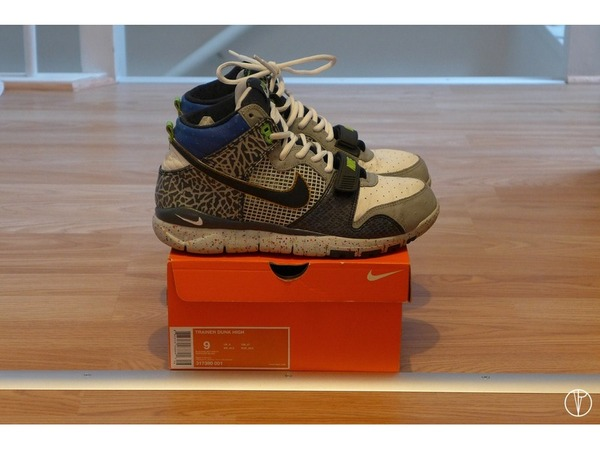 low priced 81e86 1dde0 ... Nike Trainer Dunk High MITA - photo 11 ...