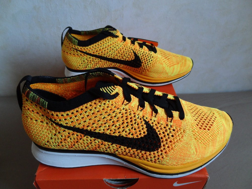 ... Nike Flyknit Racer Team Orange Cheetos - photo 39 ...
