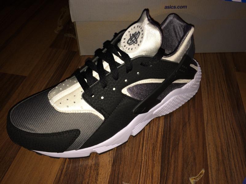 Nike huarache Oreo , Footlocker Excl. , photo 1/1