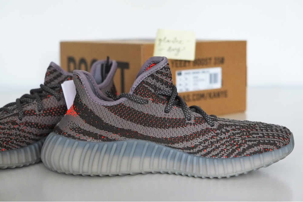 Shop Yeezy 350 boost V2 black and red canada De Ganzenhoeve