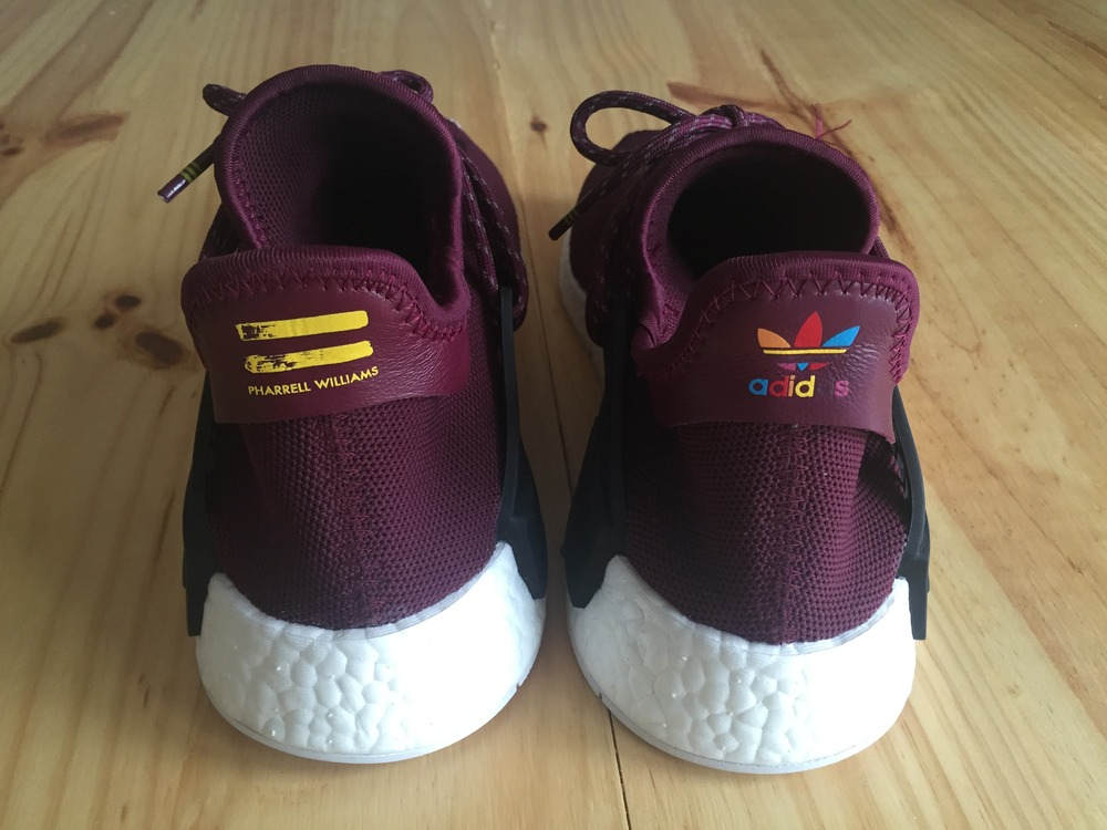 Adidas NMD HUMAN RACE PHARRELL WILLIAMS (#603964) from