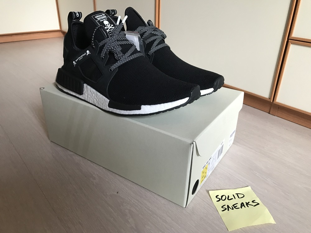 ca41959a8795e adidas NMD XR1 Arriving in Triple Black With R2 Primeknit Pattern