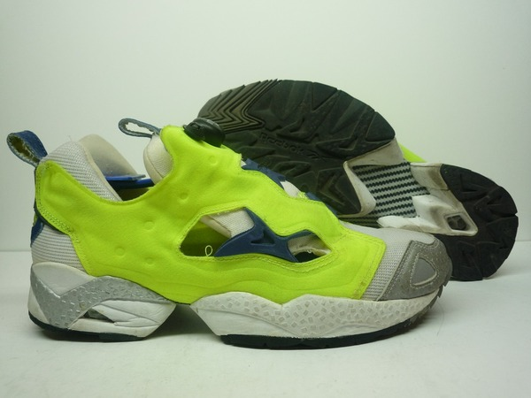 Reebok Insta Pump Fury Jackie Chan - photo 1/3