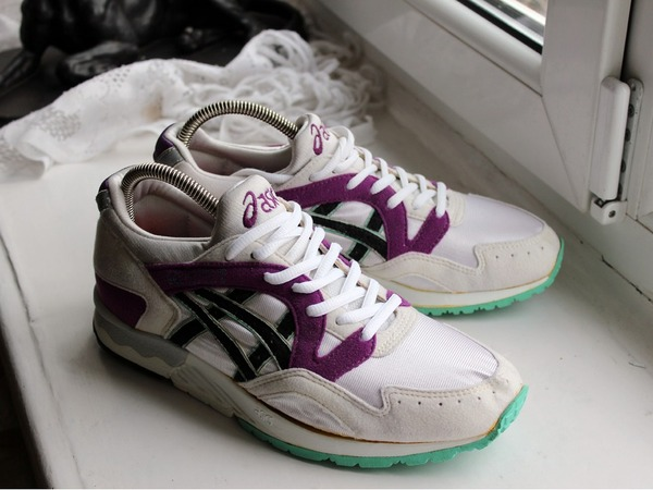 Vintage Asics Gel-Lyte V TN 300 - photo 1/8