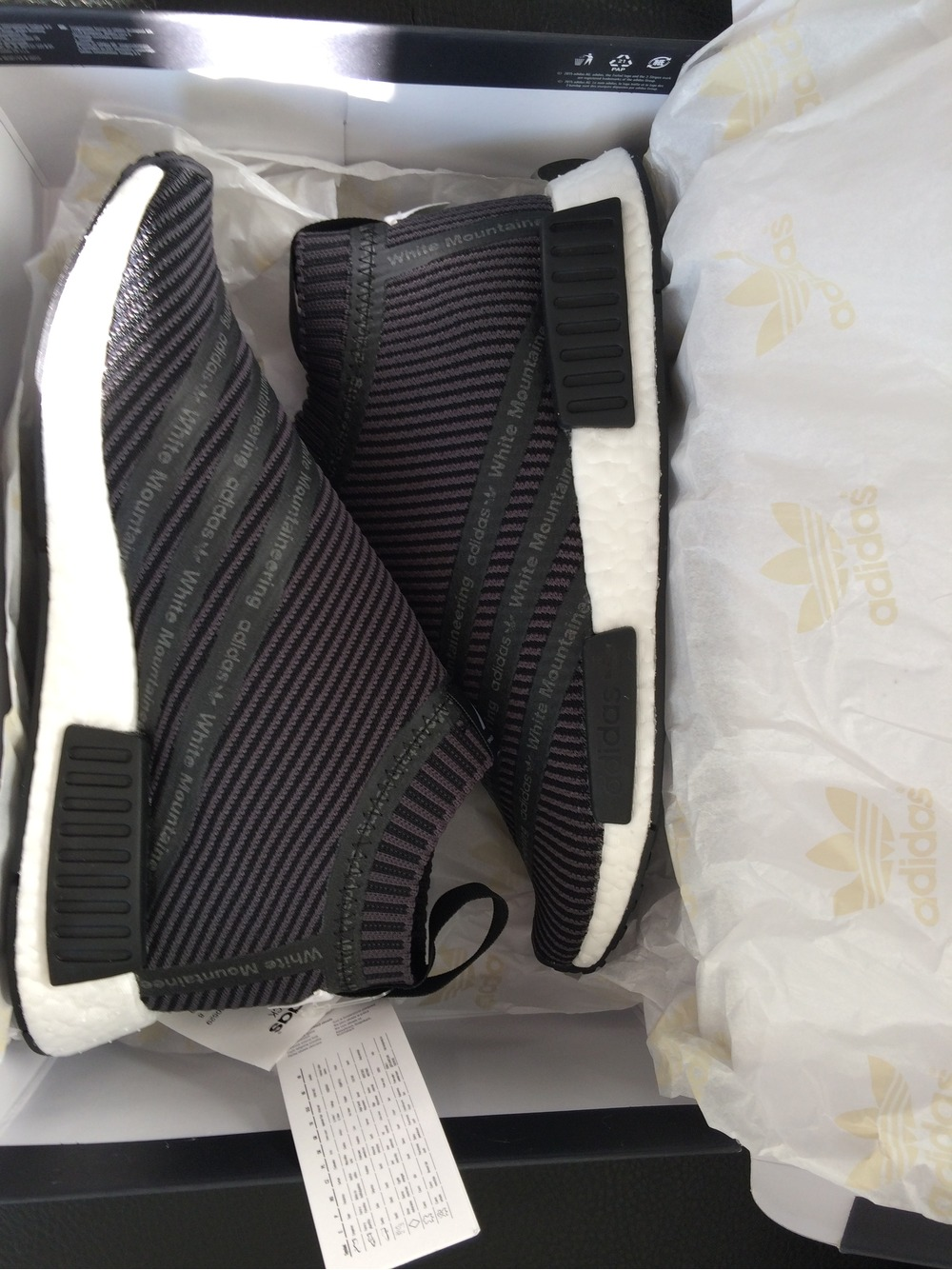 wm nmd city sock