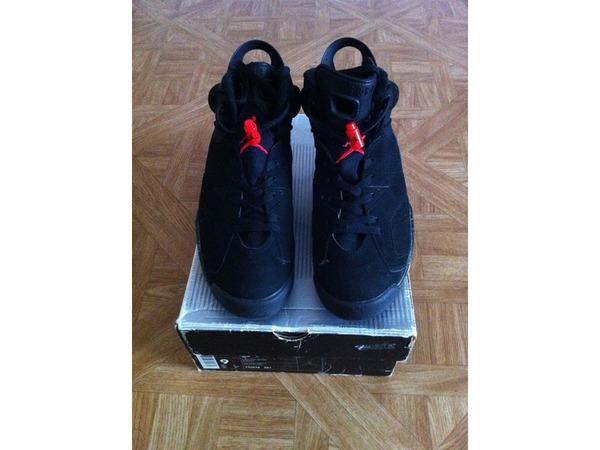 Air Jordan 6 Infrared - photo 1/9