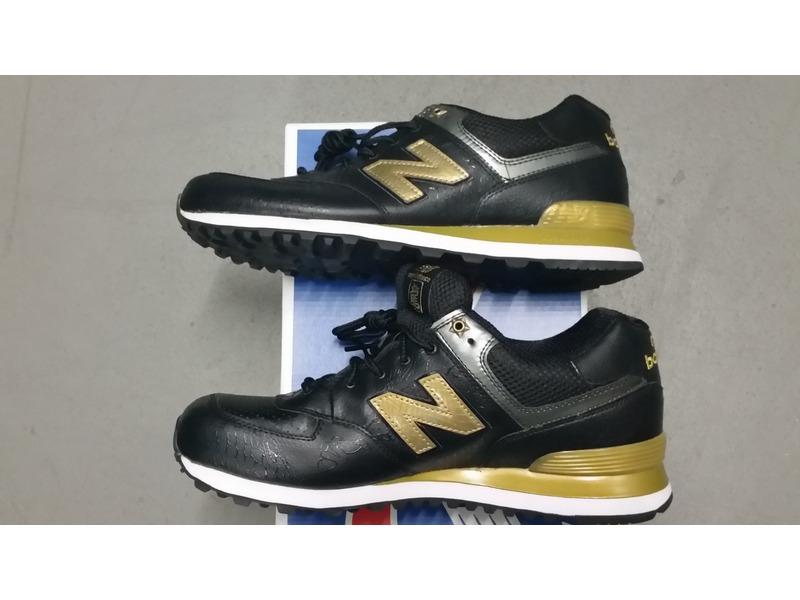 m574 new balance gold