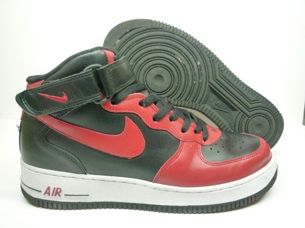 Nike air force 1 mid - photo 1/3