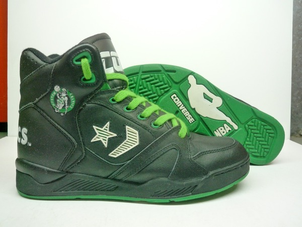 Converse NBA Team Conquest High leather Celtics - photo 1/3