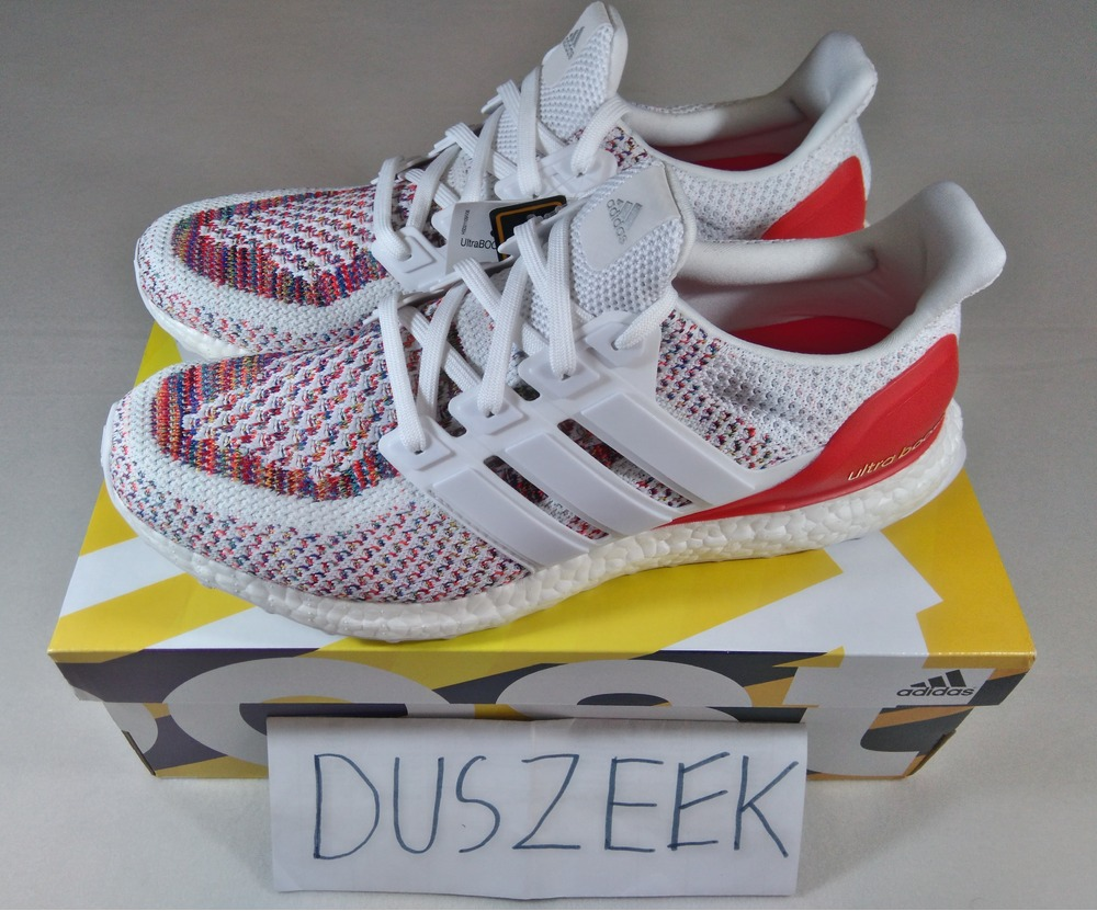 sports shoes 7c22e 37744 multicolor ultra boost 2 0