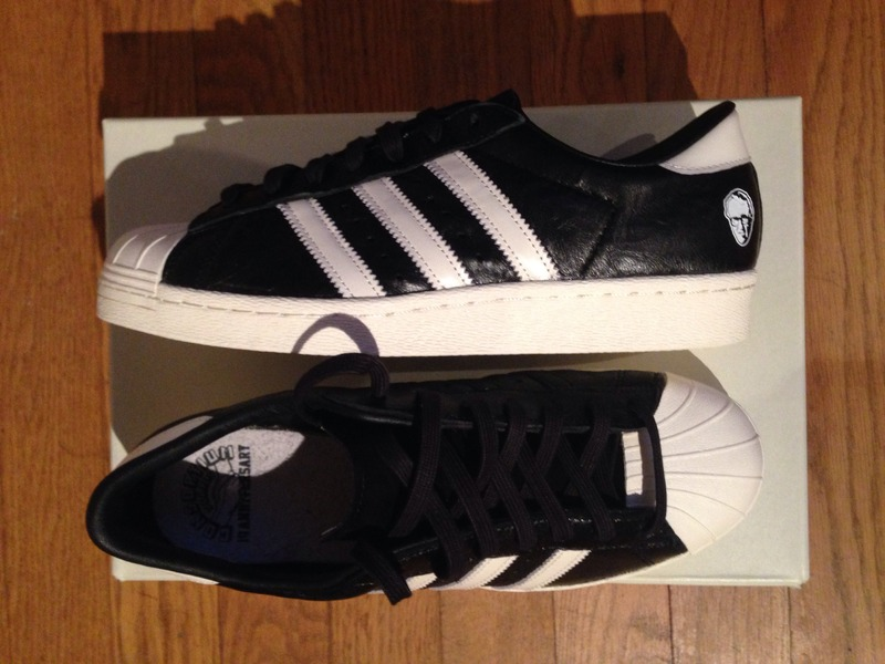Adidas Superstar 7.5