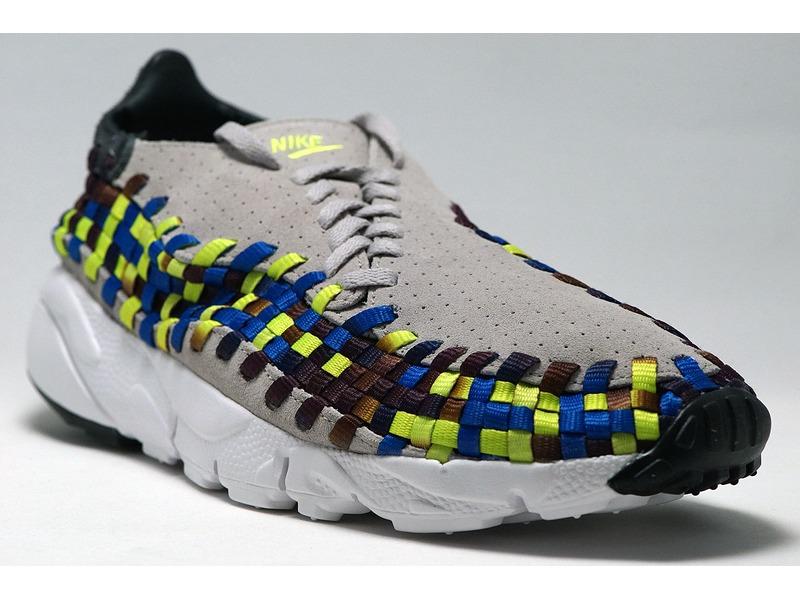 sports shoes a2e50 633ea nike air footscape woven motion