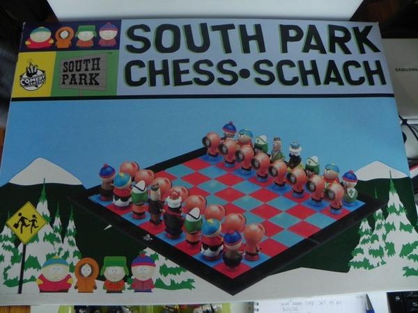 South Park chess - photo 1/1