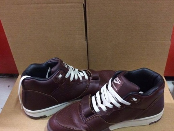 Nike Air Trainer 1 Premium leather - photo 1/3