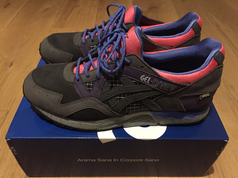 asics gel lyte v gore tex for sale