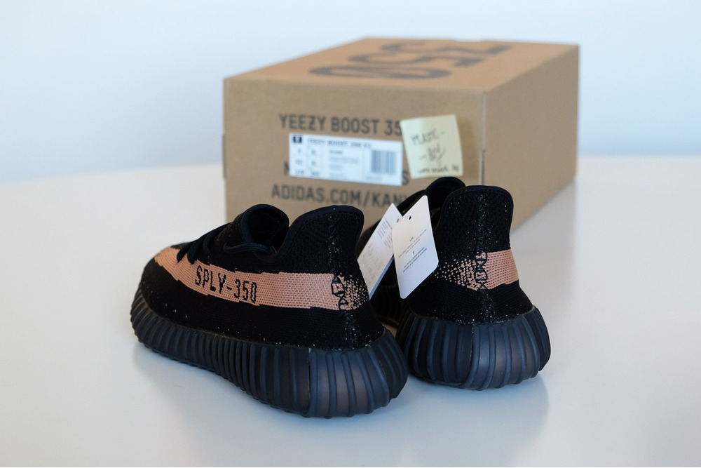New Cheap Yeezy boost 350 V2 black flight club canada For Sale